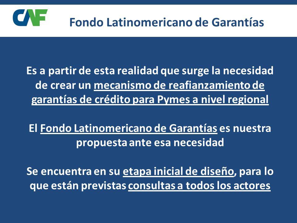 Fondo Latinomericano de Garantías