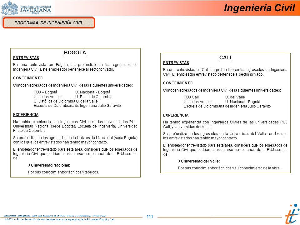 PROGRAMA DE INGENIERÍA CIVIL