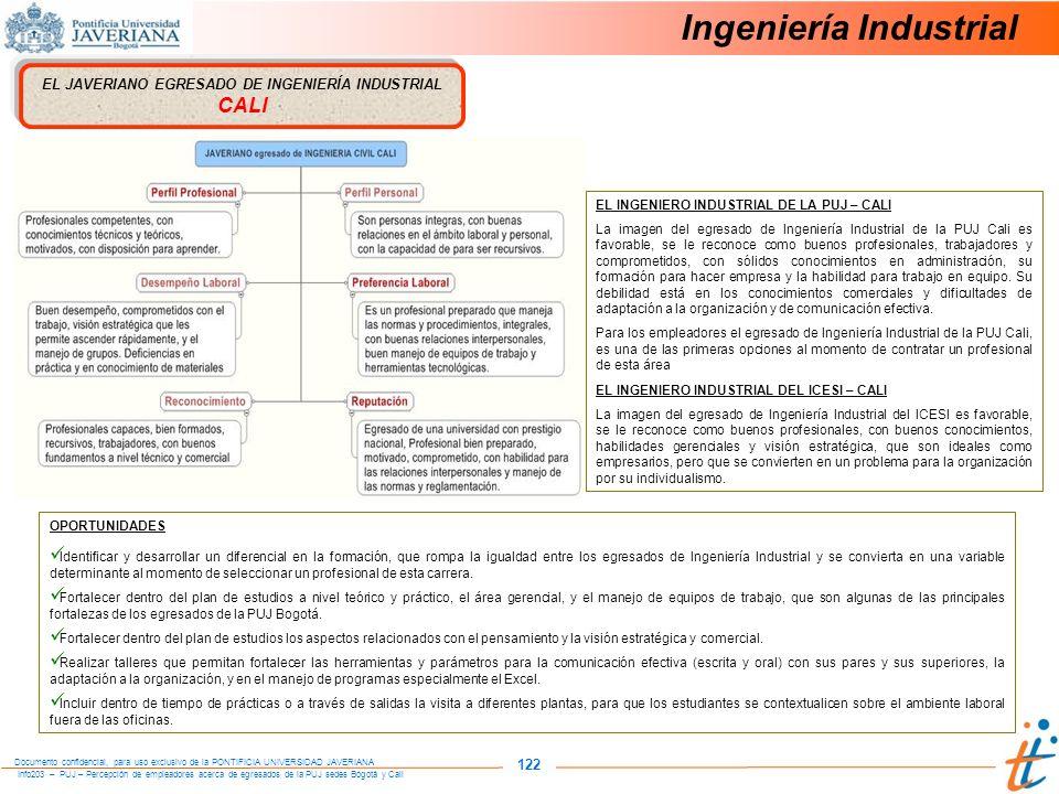 EL JAVERIANO EGRESADO DE INGENIERÍA INDUSTRIAL