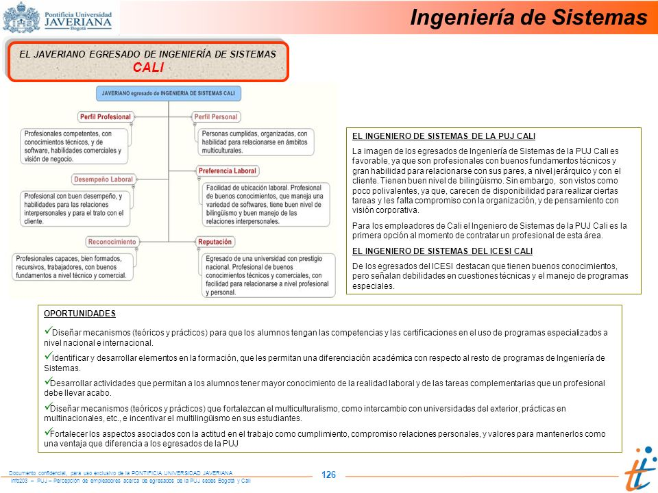 EL JAVERIANO EGRESADO DE INGENIERÍA DE SISTEMAS