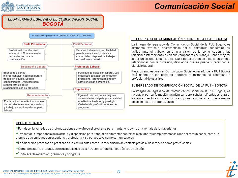 EL JAVERIANO EGRESADO DE COMUNICACIÓN SOCIAL