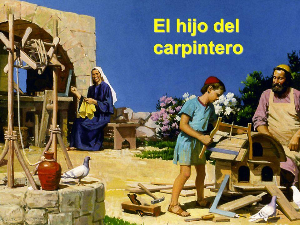 El hijo del carpintero