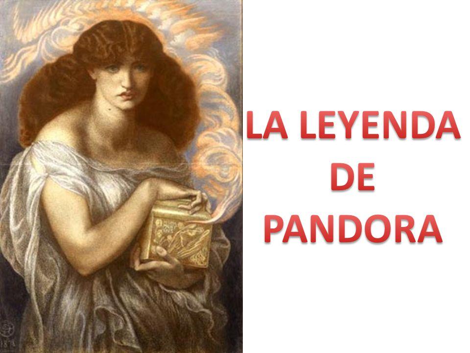 LA LEYENDA DE PANDORA