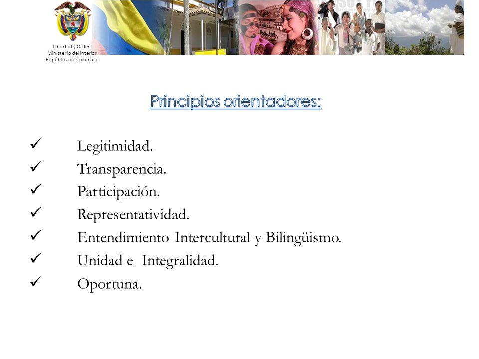 Entendimiento Intercultural y Bilingüismo. Unidad e Integralidad.