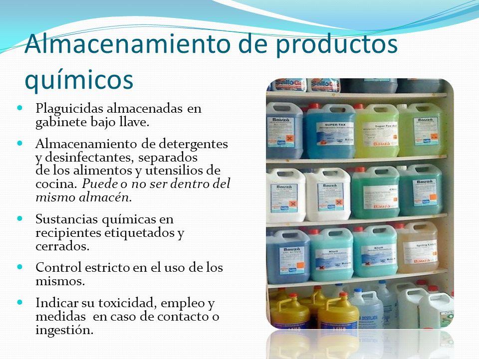 Especificaciones para el manejo higi nico de los alimentos for Productos cocina online