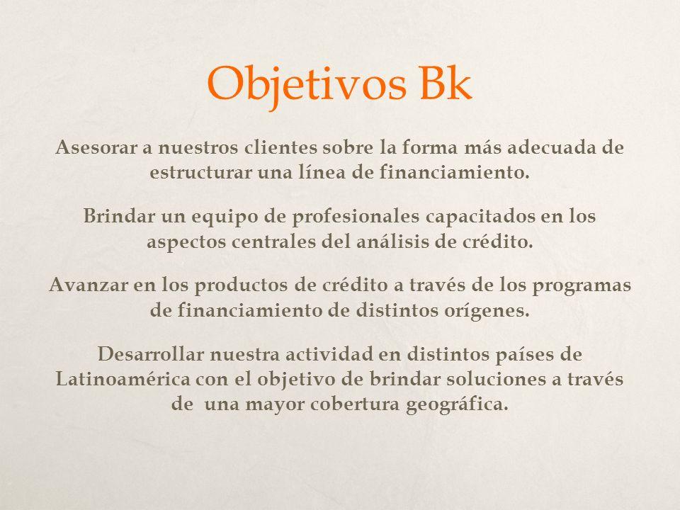 Objetivos Bk