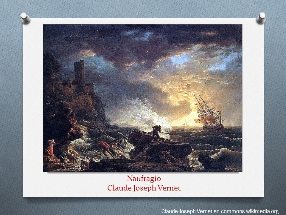 Naufragio Claude Joseph Vernet