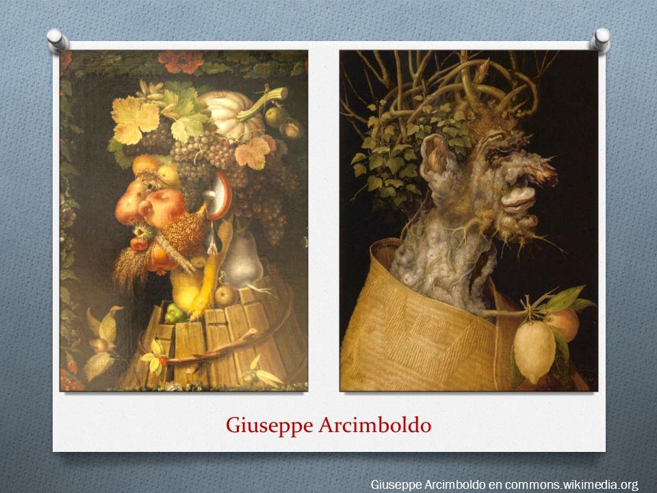 Giuseppe Arcimboldo Giuseppe Arcimboldo en commons.wikimedia.org