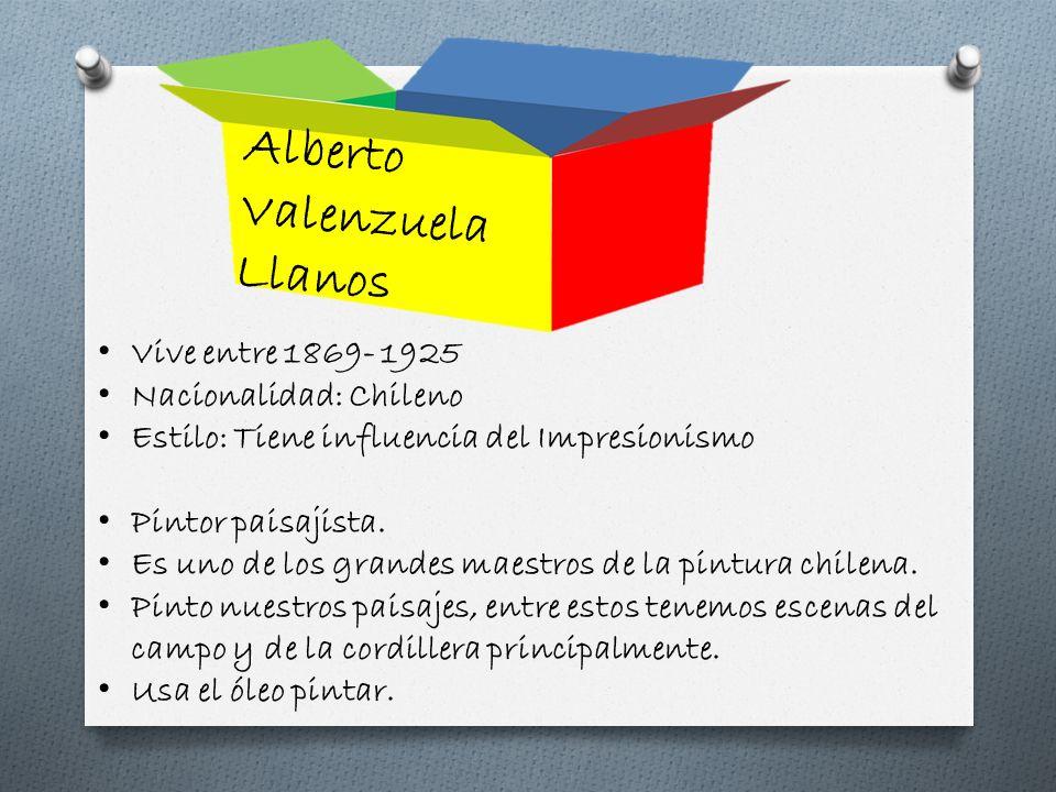 Alberto Valenzuela Llanos