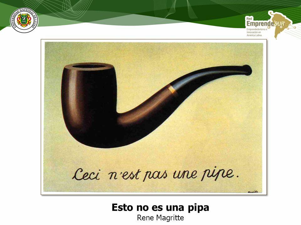 Esto no es una pipa Rene Magritte