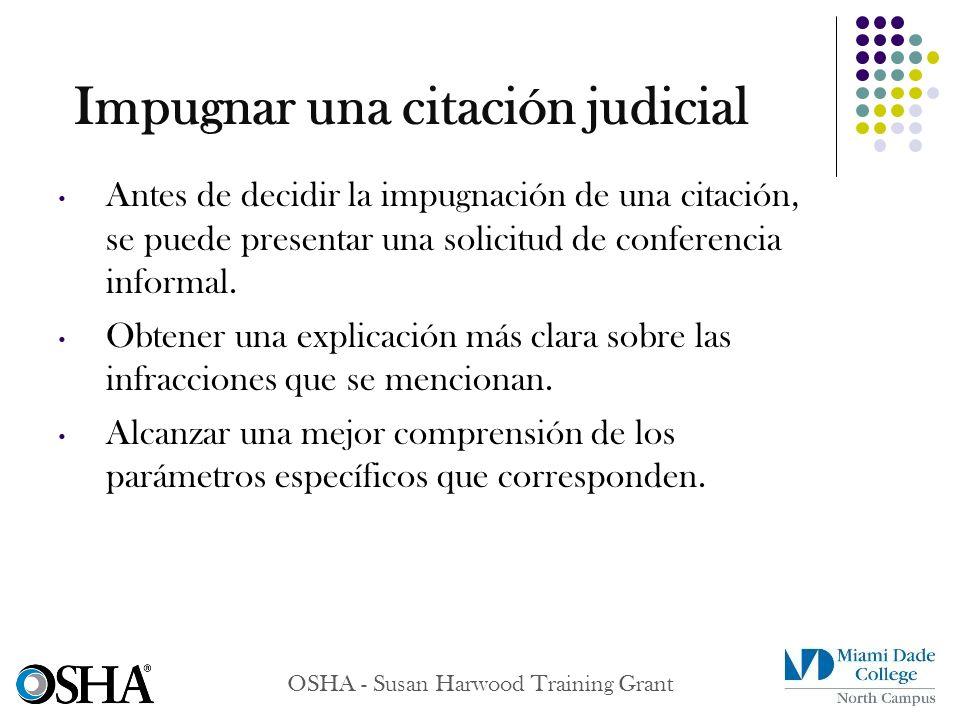 Impugnar una citación judicial