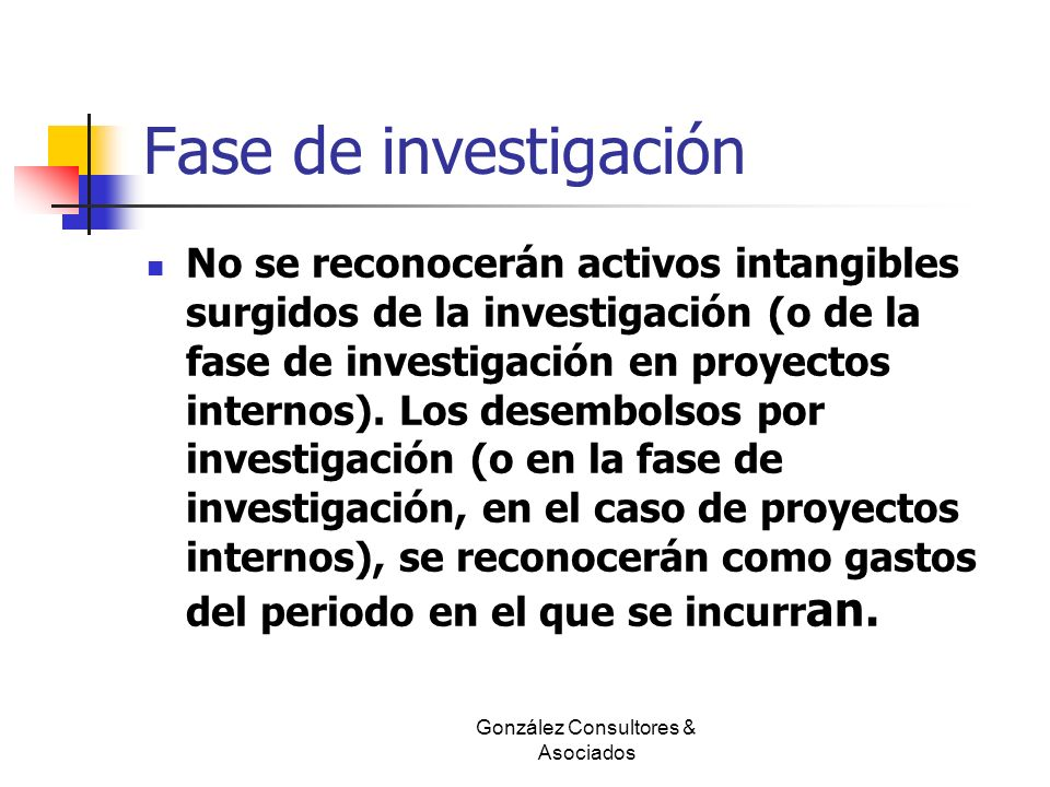 González Consultores & Asociados