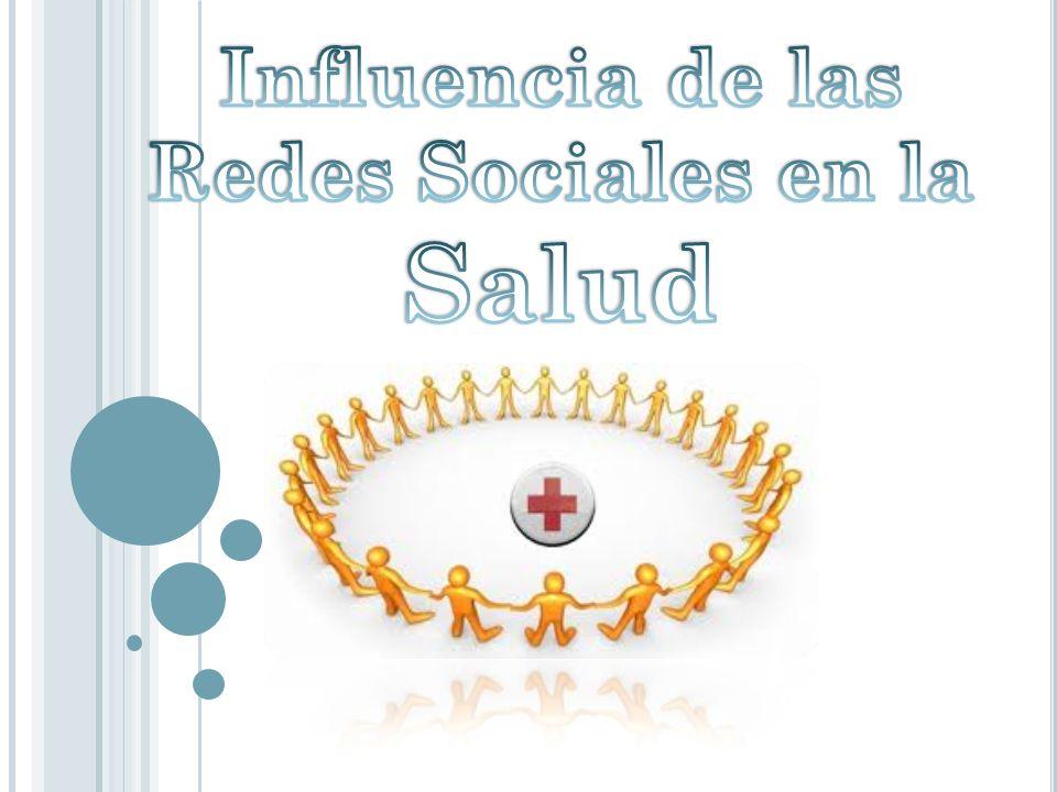 Influencia de las Redes Sociales en la Salud