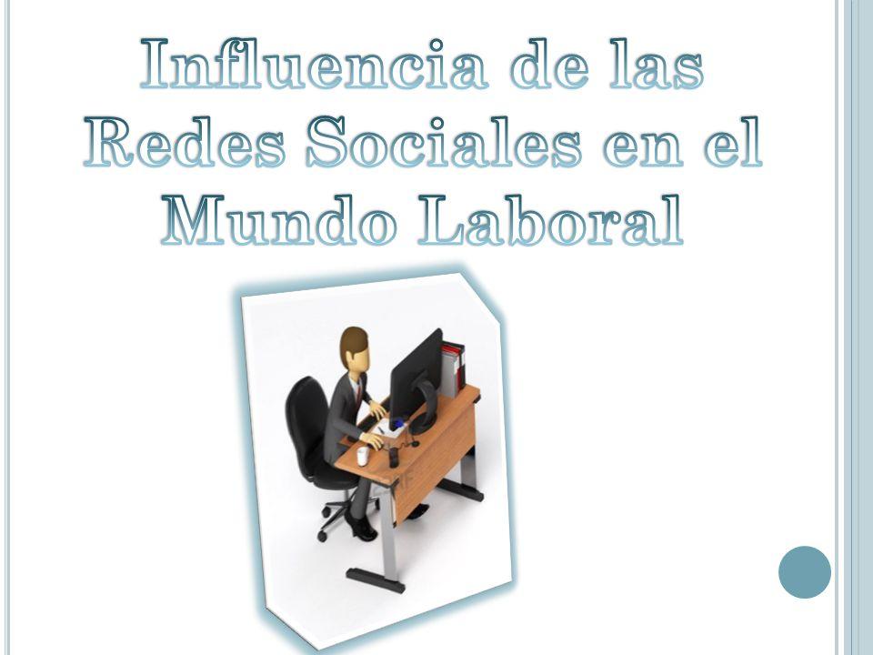 Redes Sociales en el Mundo Laboral