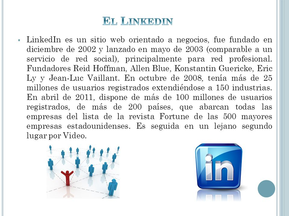 El Linkedin