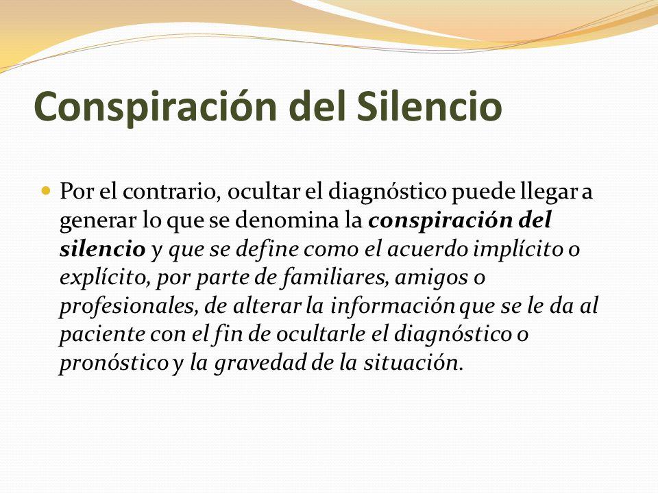 Conspiración del Silencio