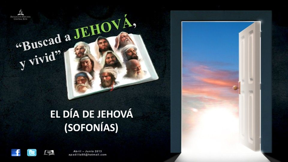 EL DÍA DE JEHOVÁ (SOFONÍAS)