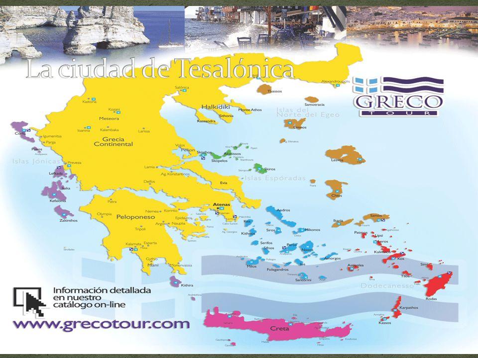 La ciudad de Tesalónica