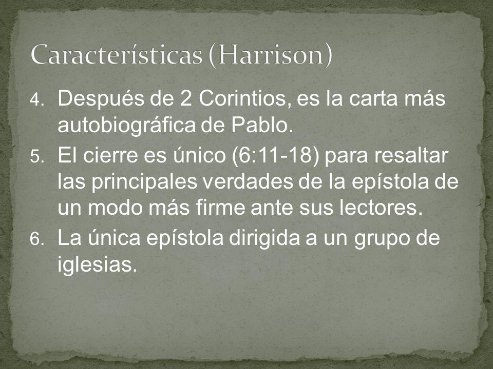 Características (Harrison)