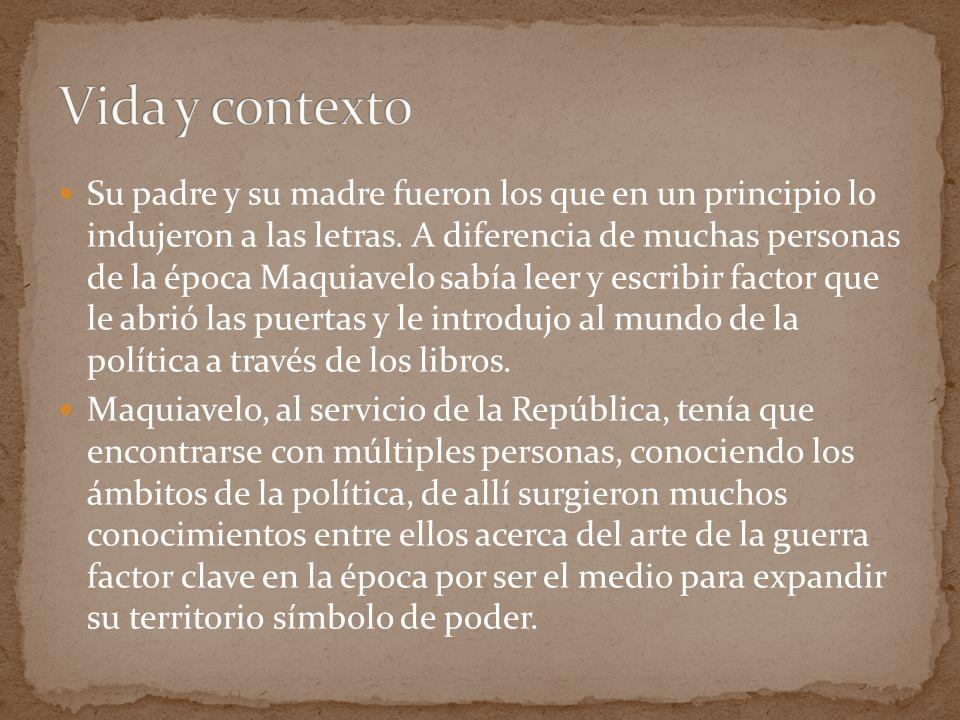 Vida y contexto