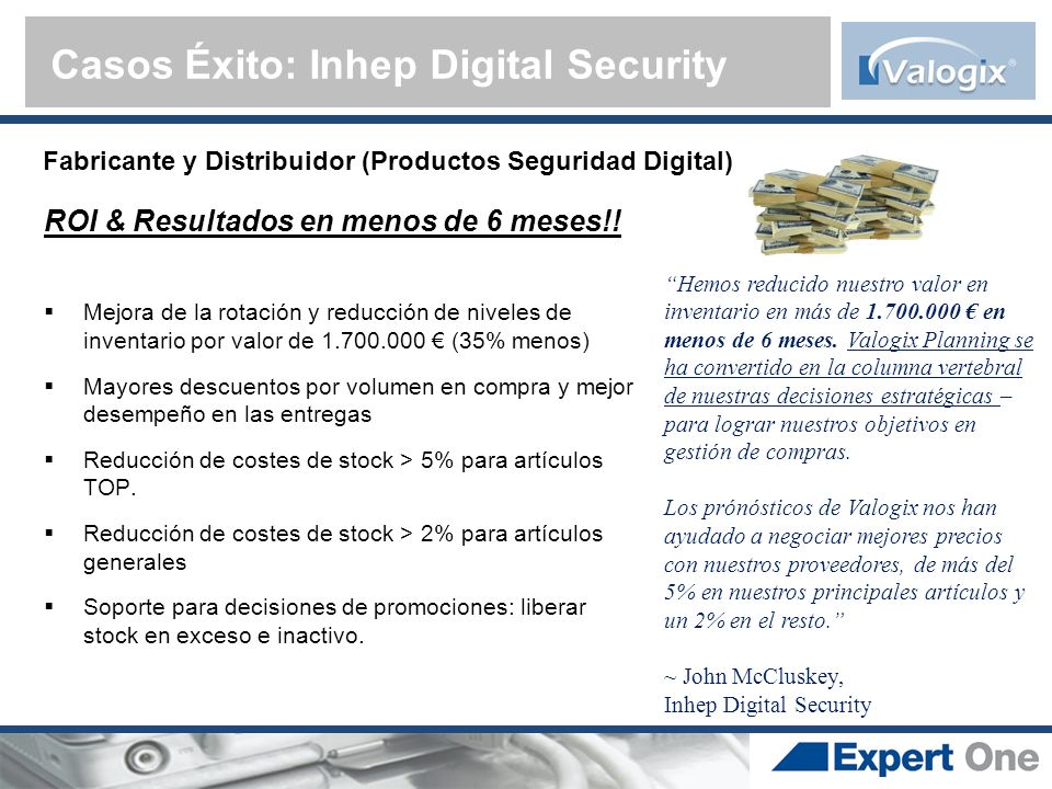 Casos Éxito: Inhep Digital Security