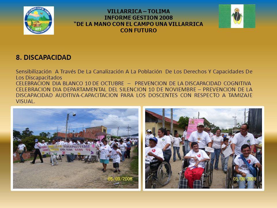 DE LA MANO CON EL CAMPO UNA VILLARRICA CON FUTURO