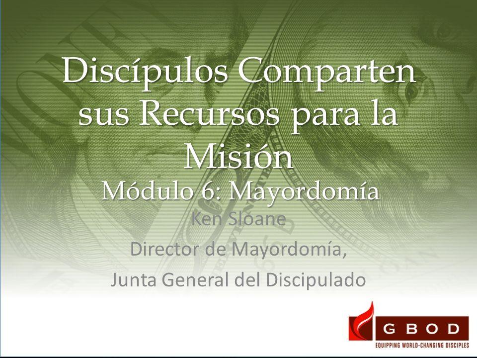 Discípulos Comparten sus Recursos para la Misión