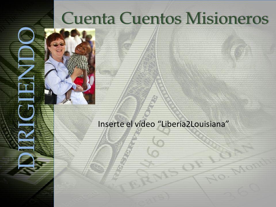 Cuenta Cuentos Misioneros