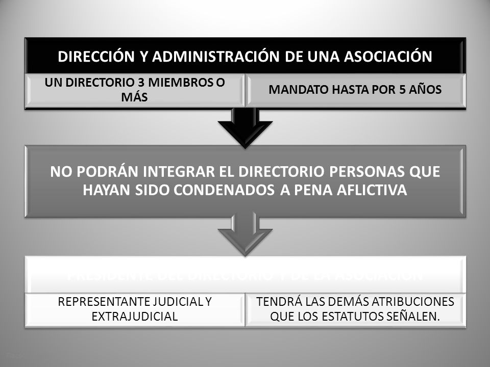 Flacso/Capide DIRECCIÓN Y ADMINISTRACIÓN DE UNA ASOCIACIÓN