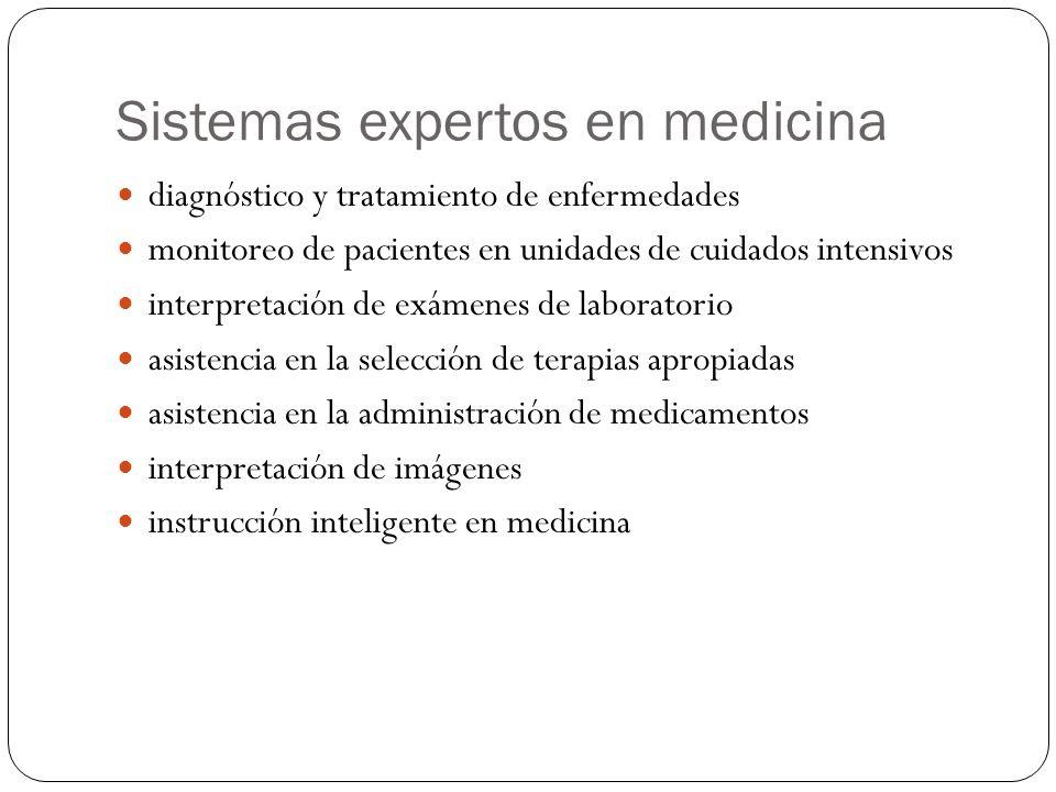 Sistemas expertos en medicina