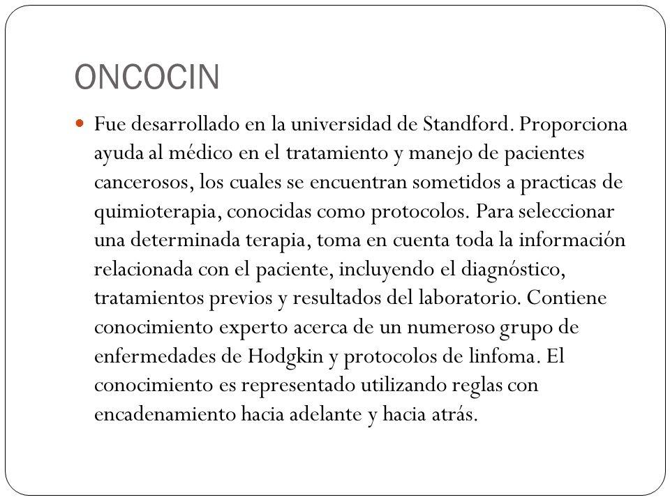 ONCOCIN