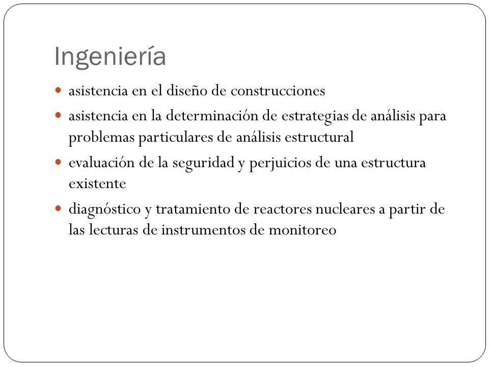 Ingeniería asistencia en el diseño de construcciones