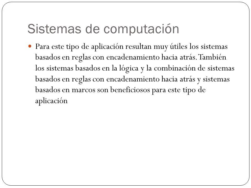 Sistemas de computación