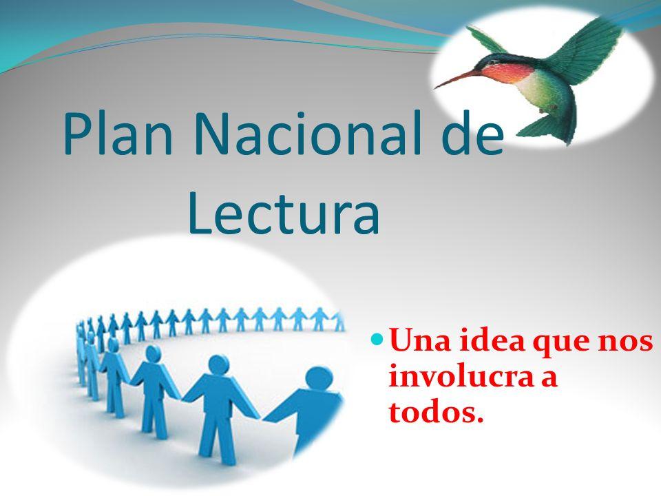 Plan Nacional de Lectura