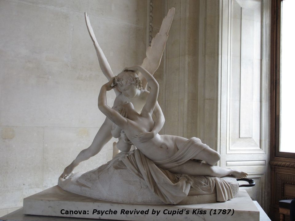 Canova: Psyche Revived by Cupid s Kiss (1787)