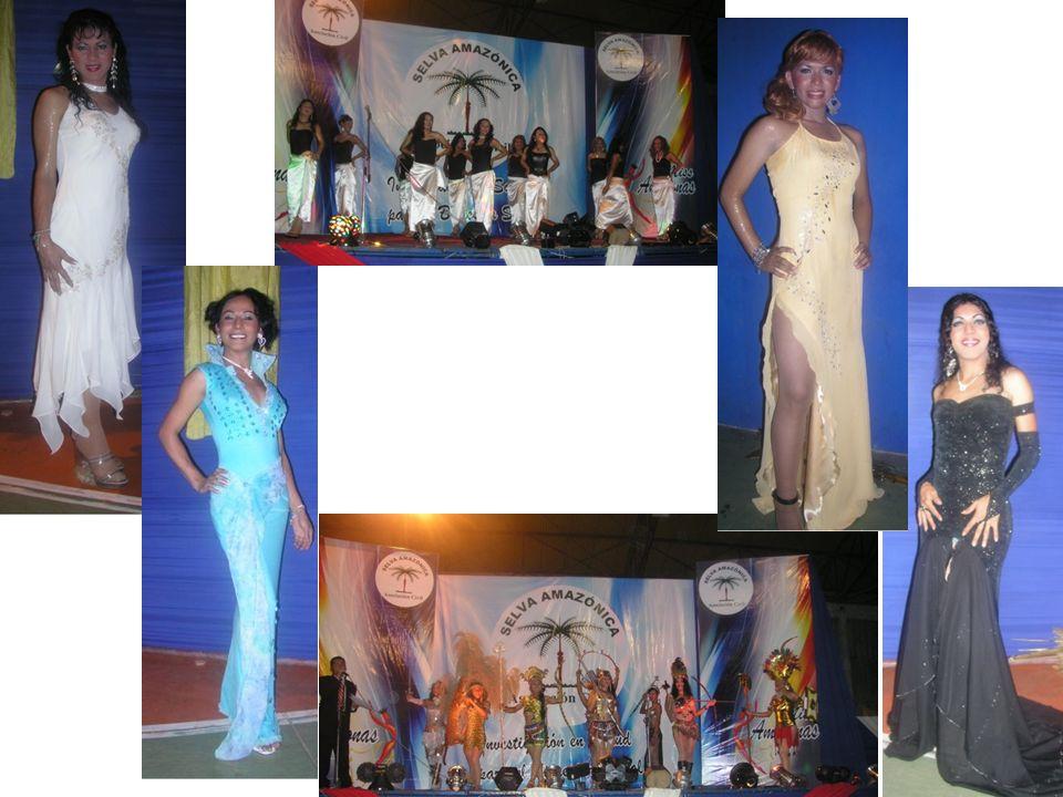 Travestismo: Fotos del desfile Miss Gay en Iquitos, Perú