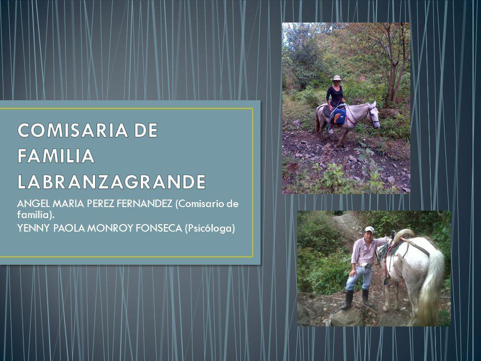 COMISARIA DE FAMILIA LABRANZAGRANDE