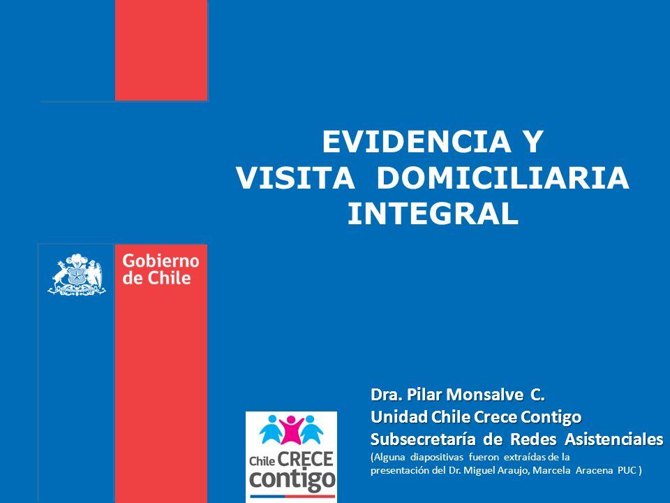 EVIDENCIA Y VISITA DOMICILIARIA INTEGRAL