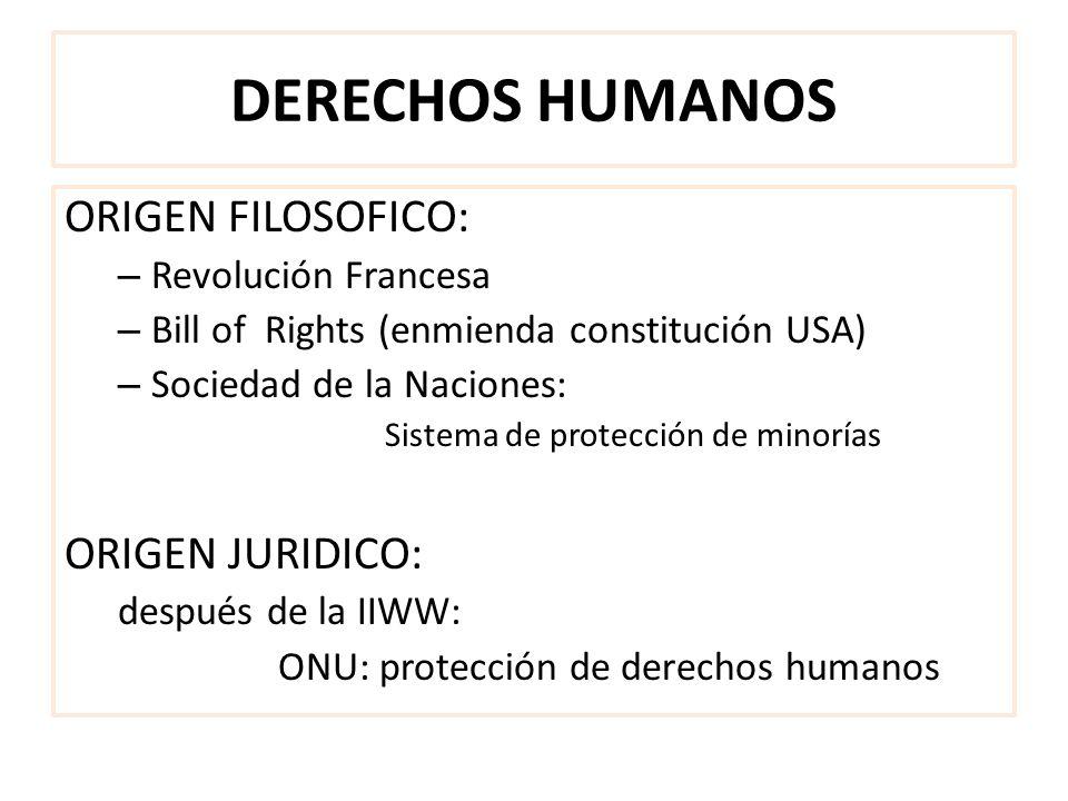 Proteccion internacional de los derechos humanos ppt - Herrero online particulares ...
