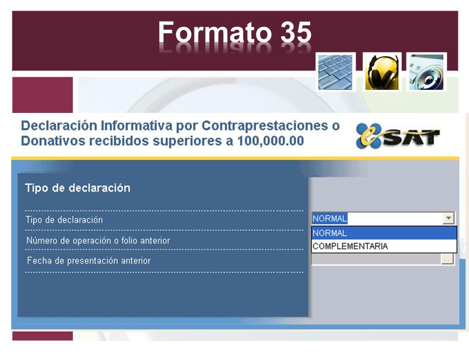 Formato 35