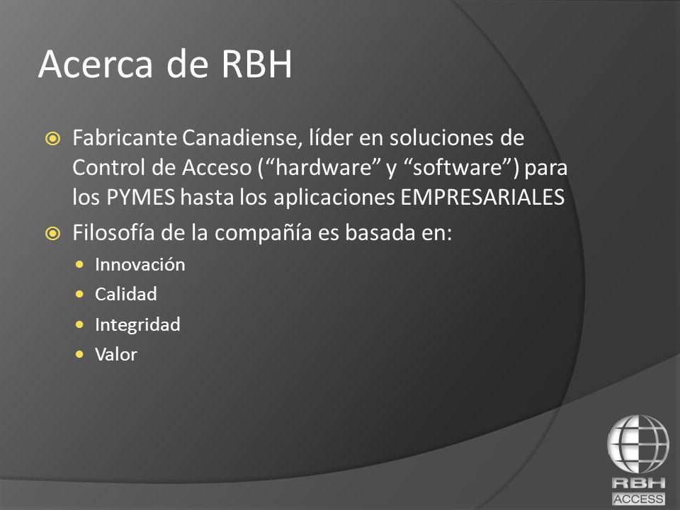 Acerca de RBH