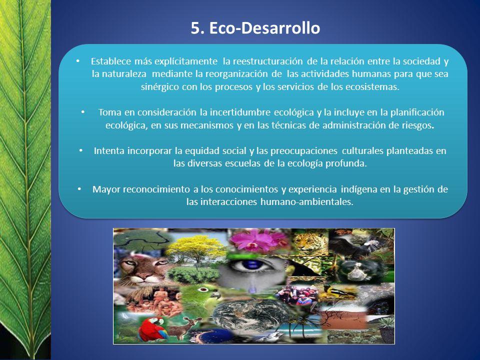 5. Eco-Desarrollo