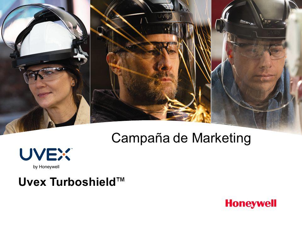 Campaña de Marketing Uvex TurboshieldTM