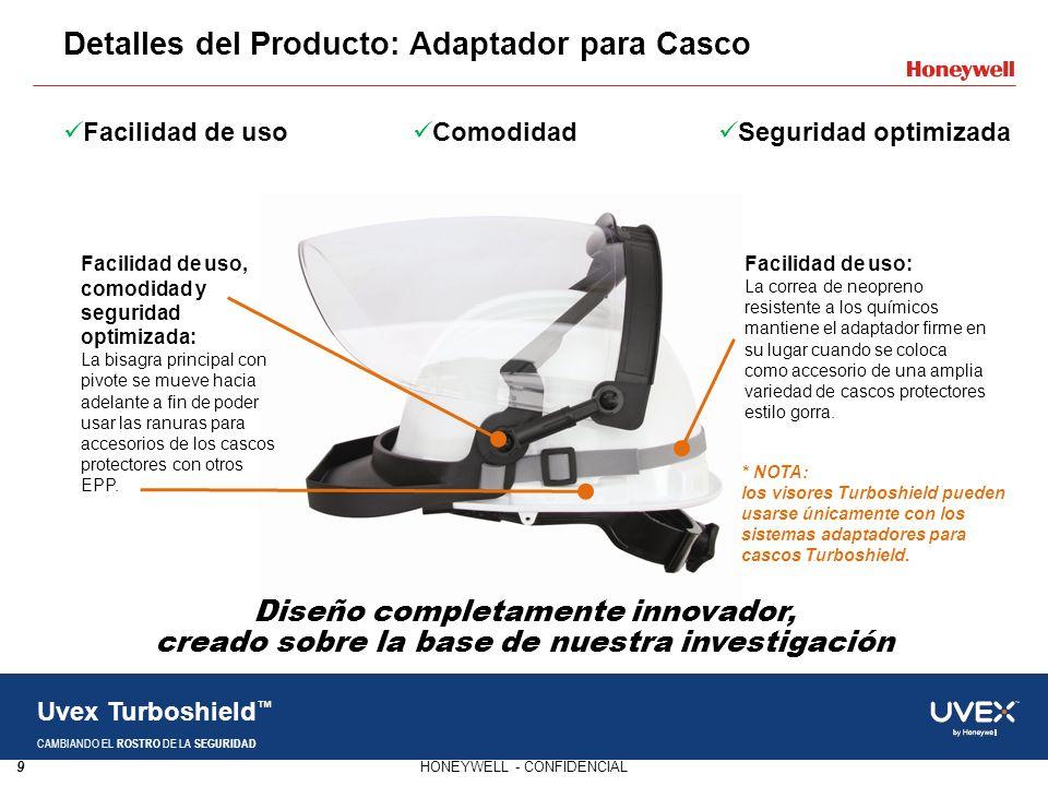 Detalles del Producto: Adaptador para Casco