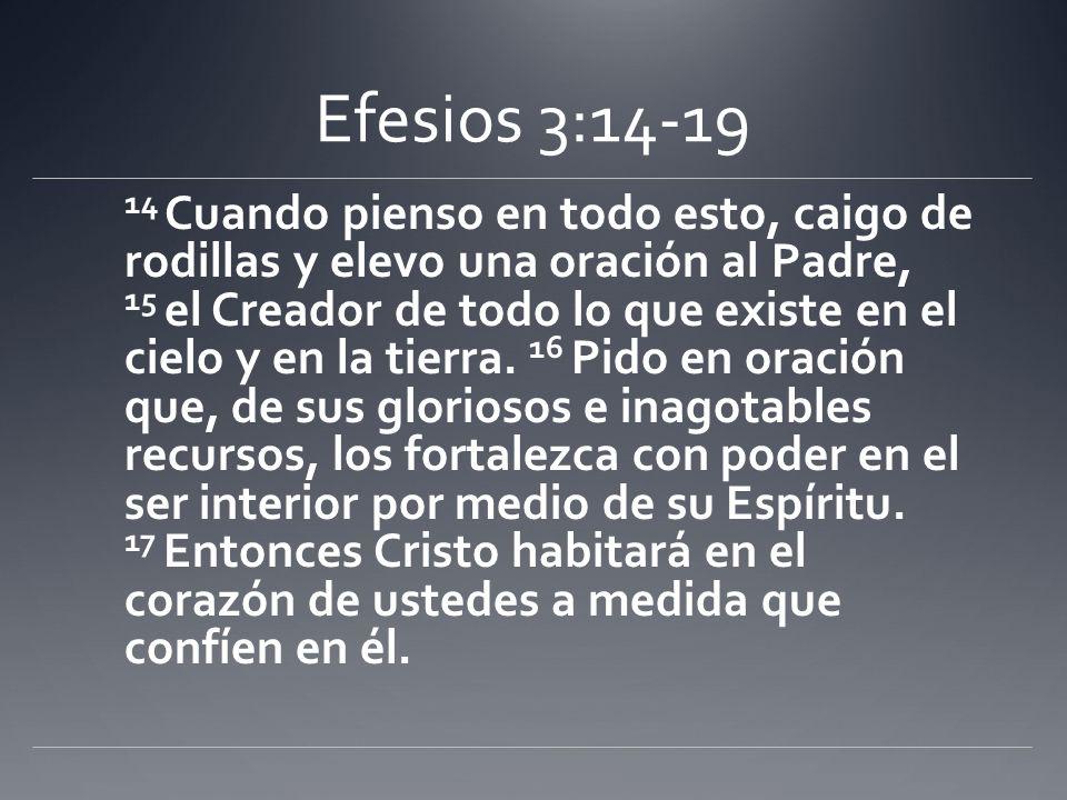 Efesios 3:14-19