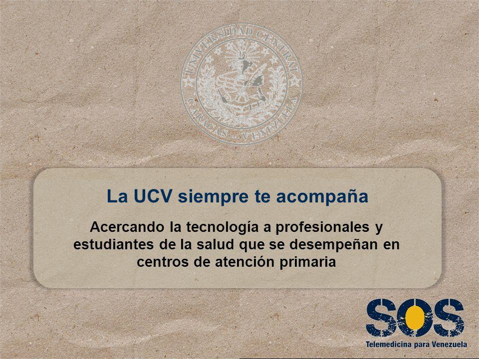La UCV siempre te acompaña