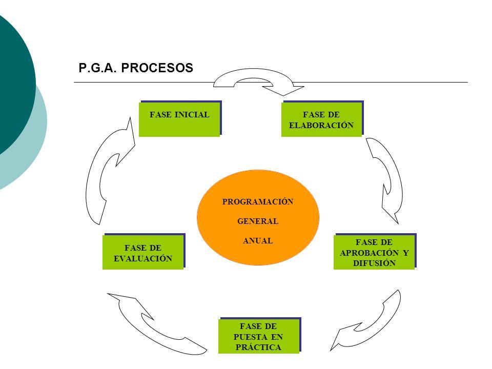 P.G.A. PROCESOS