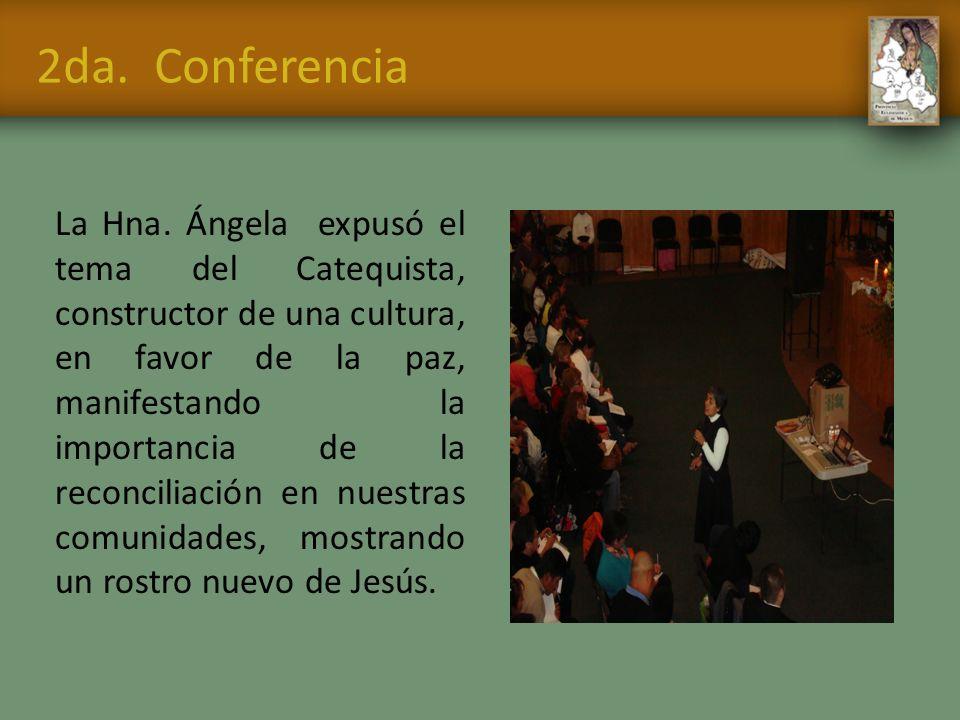 2da. Conferencia