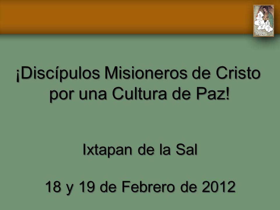 ¡Discípulos Misioneros de Cristo