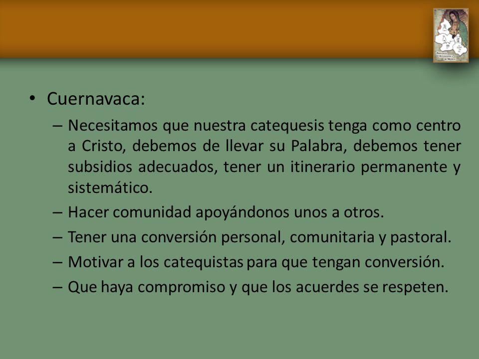 Cuernavaca:
